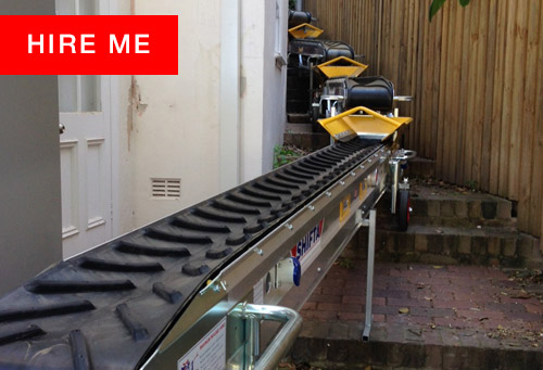 Hire Conveyors